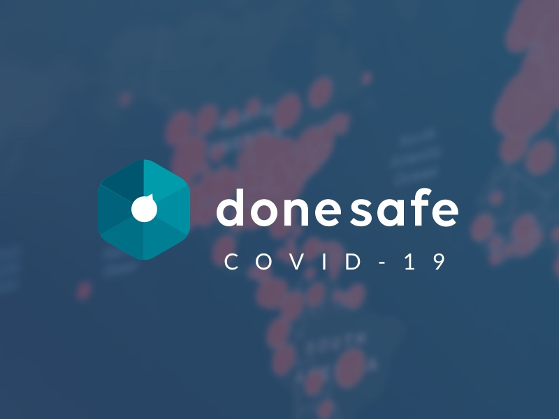 NEW: Donesafe's COVID-19 Case Management App