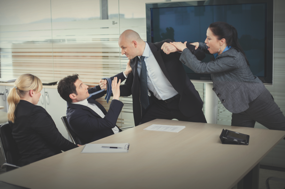 Workplace Violence: Prevent It From Happening In Your Facility